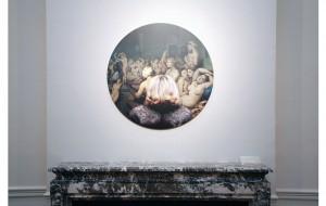 beeld10 Le Louvre in ruimte