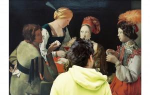 beeld7 Le Louvre tricheur
