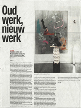 Het Parool, Kees Keijer, 2015 / Cathedrals at Sunset