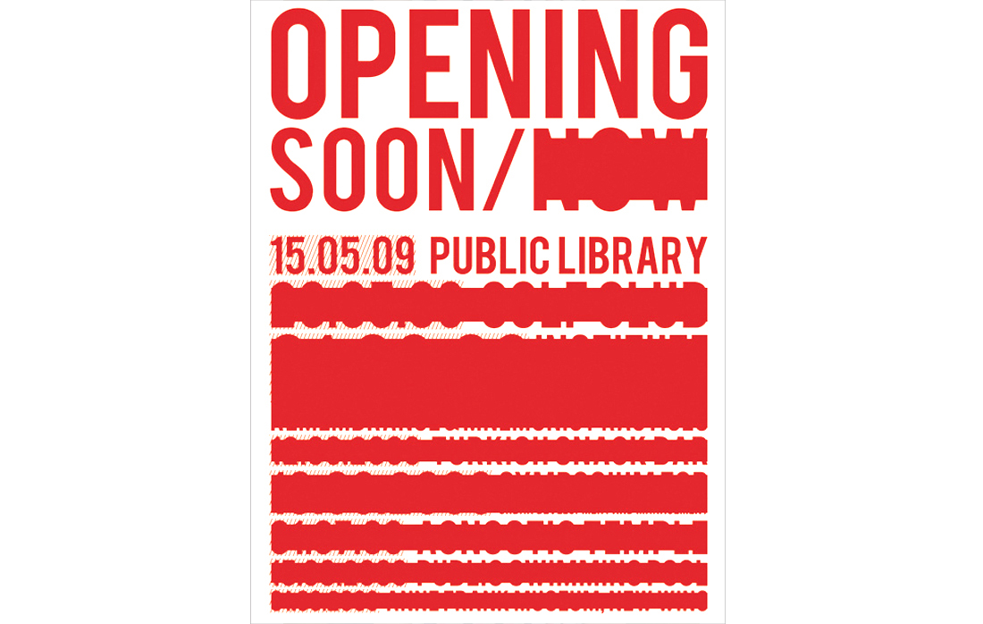 beeld2 Opening Soon/Opening Now, multiple