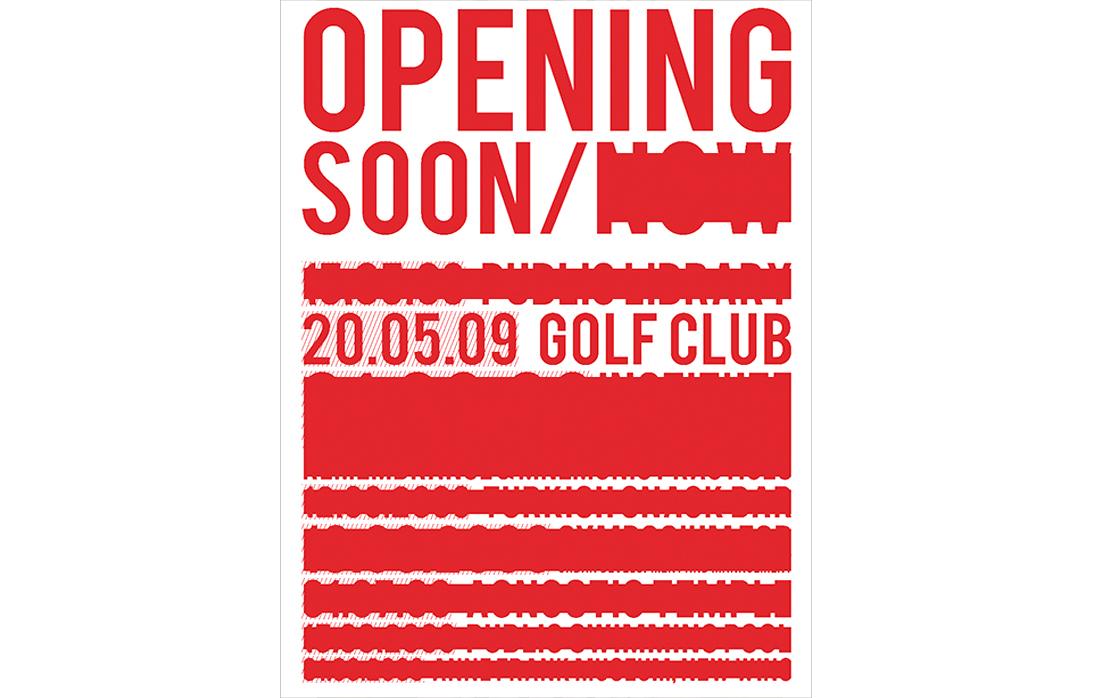 beeld3 Opening Soon/Opening Now, multiple