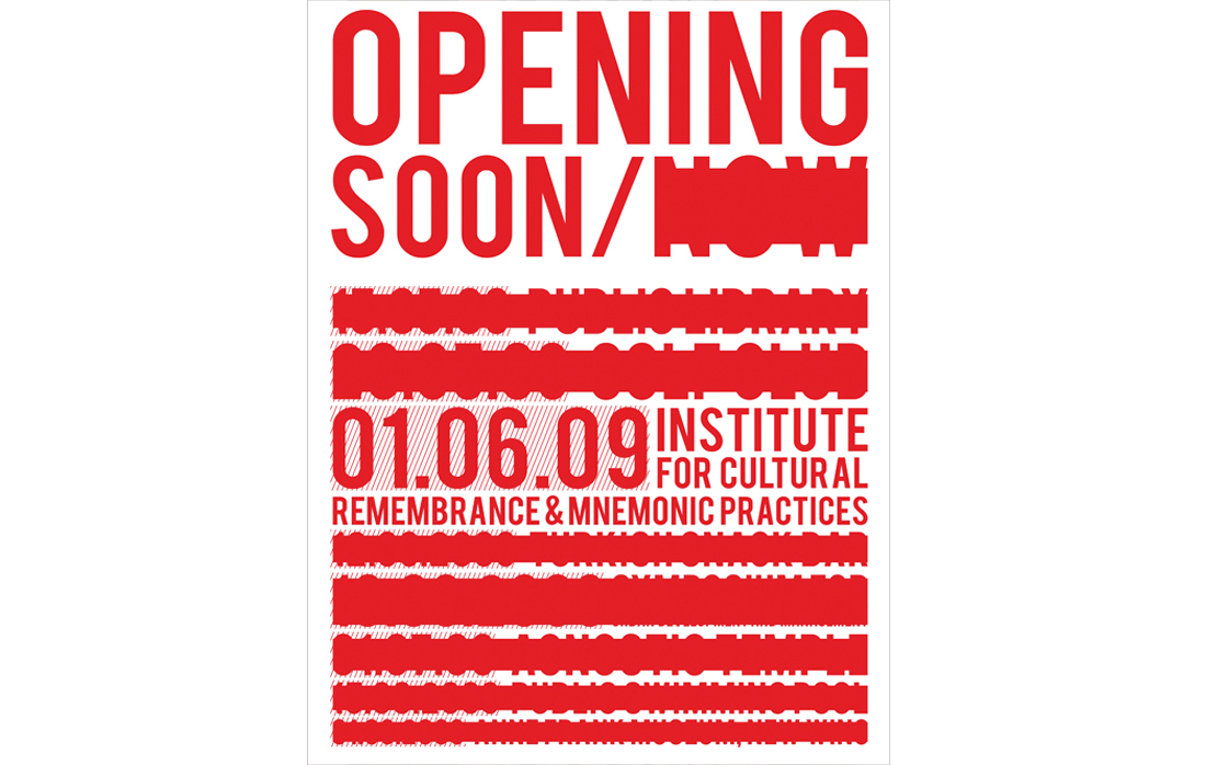 beeld4 Opening Soon/Opening Now, multiple